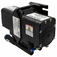 "Flojet G57 Dual Pump - 10 GPM, 1/2"", Viton"
