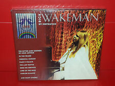2 CD RICK WAKEMAN - MY INSPIRATION - SEALED SIGILLATO