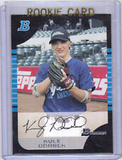 2005 Bowman Kyle Drabek Afflac Rookie Card RC #AFL5 Toronto Blue Jays