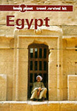 Good, LONELY PLANET EGYPT: A TRAVEL SURVIVAL KIT (LONELY PLANET EGYPT), LEANNE L
