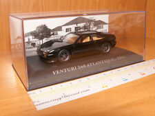 VENTURI 260 ATLANTIQUE 1991 1:43 MINT WITH BOX ART!!!