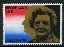 Nederland 1174 Koningin Juliana 70 jaar