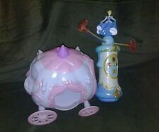 disney princess toys lot of 2 cinderellas carriage and wand cool rare wow cool