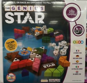 The Genius Star Educational Puzzle Game The Happy Puzzle Company STEM New