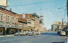 Photo. 1957-8. Victoria, BC Canada.  Douglas St