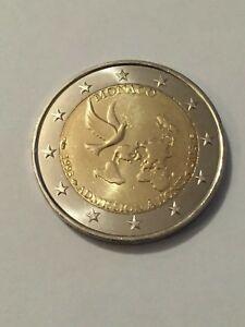 ULTRA  RARE  PIECE  2€  COMMEMORATIVE  MONACO  ANNEE  2013  ADMISSION  ONU NEUVE