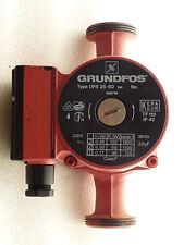 Grundfos UPS 25-60 Heizungspumpe 230 Volt Umwälzpumpe 180 mm gebraucht P5370/18