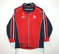 Queensland Reds ISC Vintage Rare Full Zip Team Jacket Size Men's XL