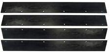 Wacker Vibratory Roller Rd11A, Rd12, Rd16 Scraper Bar Set (4 Pack) 5000183039