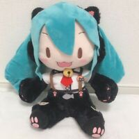 Vocaloid Plush Doll Black Cat Miku Hatsune