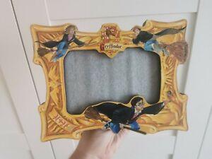 Harry Potter Quidditch Picture Photo Frame 6x4 Gryffindor Warner Bros 2000