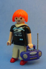 Playmobil serie PO-10 - 1-Niñas 5204 Mujer Figura Patinador