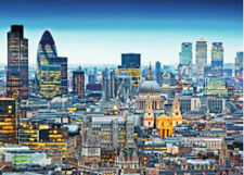 Ravensburger Above London's Roofs 1000pc Jigsaw Puzzle RB19153-6