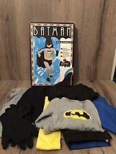 Batman Character Playsuit Dress Up Costume Vintage 90's Dekkertoys 4+ Age 6027