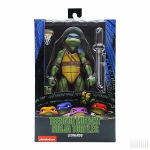 NECA Teenage Mutant Ninja Turtles Movie Actionfigur Leonardo