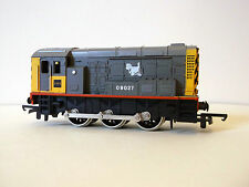 LIMA HO/OO 205112 Class 09 Shunter 09027 RF. Runs Perfectly. In Original Boxes.
