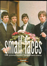 SMALL FACES/STEVE MARRIOTT 1995 Book Young Mods' Forgotten Story by Paolo Hewitt