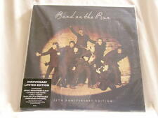 PAUL McCARTNEY & WINGS Band On The Run 25th Anniversary vinyl SEALED 2 LP