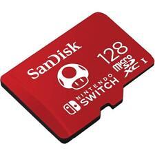 SanDisk 128GB MicroSDXC Memory Card - SDSQXAO-128G-GNCZN