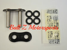 530Z/3D/B-ML EK Black Rivet Masterlink For Threed 3D Z 530 Pitch Chains Chain!