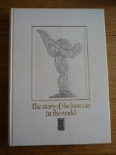 ROLLS ROYCE THE STORY OF THE BEST CAR IN THE WORLD, ALBUM PRESTIGE BOOK NO.1