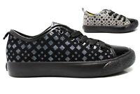 Fiorucci FDAD018 Nero e Grigio Sneakers Basse Donna da Passeggio Fashion