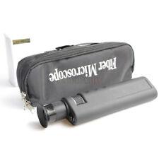 400X Fiber Optic Tool Inspection Probe MicroScope Inspecting Fiber Terminations