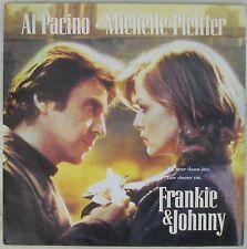 Frankie & Johnny 33 tours Al Pacino Michelle Pfeiffer Marvin Hamlisch 1991