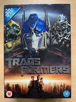 Transformers DVD 2007 Live Action Famiglia Fantascienza Caratteristica Film W/