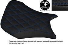 Vinilo R Blue Diamond St Personalizado se Ajusta BMW S 1000 R 2014-16 desnudo frontal cubierta de asiento