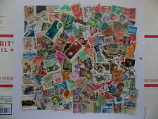 150 mixed lot Collection of European Stamps off paper -Lot-EUA