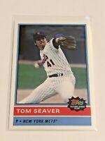 2020 Topps Future Stars Club Baseball August #3 - Tom Seaver - New York Mets