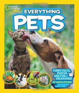 Animali Domestici (Everything) Da National Geographic Kids, Nuovo Libro, Gratis