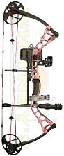 Diamond/Bowtech-Infinite Edge Pro Pink Left Hand -RAK Package 5-70# 13-31""