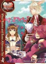 Alice in the Country of Hearts: White Rabbit and Some Afternoon Tea, Vol. 1, Qui