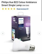 Philips Hue White and Colour Ambiance Mini Starter Kit E27 (COMES WITH ONE BULB)