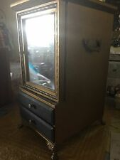 Vintage Jewelry Box ITALIAN FLORENTINE Hollywood Regency Wardrobe (Mia)