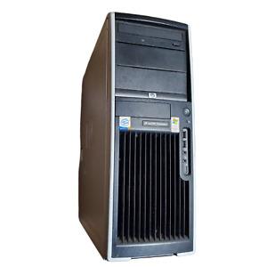 HP XW4300 Workstation 2.8GHz 2GB RAM 128GB SSD Windows 7 PRO