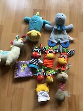 Baby rattle toy bundle job lot
