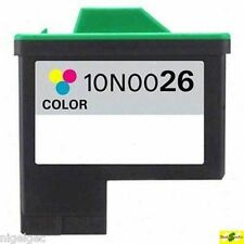 LEXMARK 26 COLOUR INK CARTRIDGE 10N0026 10NX0026 Z13,Z23,Z23E,Z24,Z25,Z25L,Z25LE
