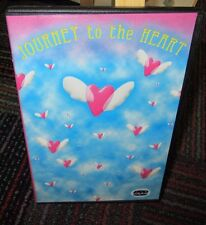 JOURNEY TO THE HEART DVD, MUSIC TO HEAL THE MIND, BODY & SPIRIT, EUC