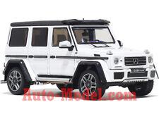 1:43 Mercedes Benz G500 4×4² White Dealer Edition