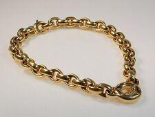 VVS1 Echtschmuck-Halsketten & -Anhänger im Collier-Stil aus Gelbgold mit Brilliantschliff