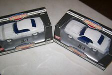 ERTL 1969 ZL-1 427 Camaro 1:18 Car Damage  w/ Factory Paint Defect (PAIR)