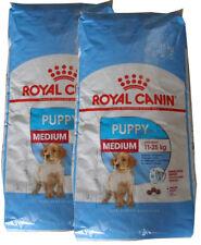 2x15kg Royal Canin Medium Puppy Junior Hundefutter