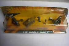 """Micro Machines Military #18 World War 1 Lot """"NEW/NEVER OPENED"""" MINT CONDITION"""