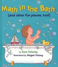 Math in the Bath: (and other fun places, too!)-ExLibrary