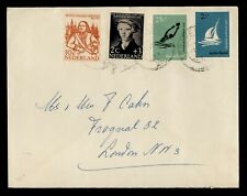 DR WHO NETHERLANDS GRAVENHAGE TO ENGLAND C242616