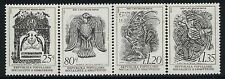 Albania MNH Sc1968-71 Mi 2063-66 Bas Reliefs