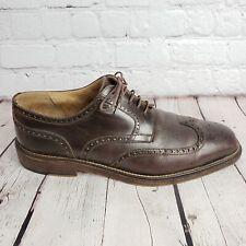 8589ec9e6c58b Ermenegildo Zegna Wing Tip-Men's Dress Shoes for sale | eBay